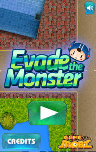 game evade the monster